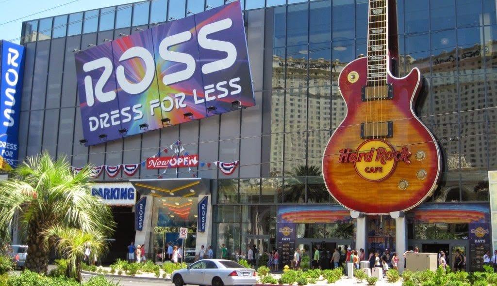 Onde comprar roupa barata em Las Vegas
