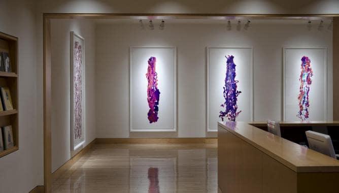 Exposições na Galeria de arte City Art em San Francisco na Califórnia