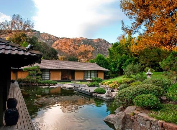 Spa The Golden Door em Escondido na Califórnia