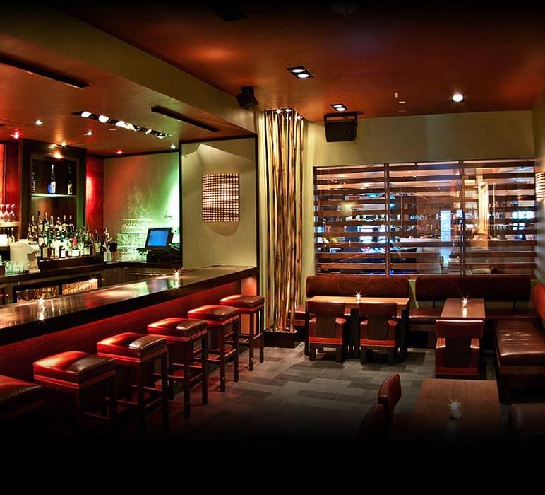 Restaurante Nobu em Las Vegas