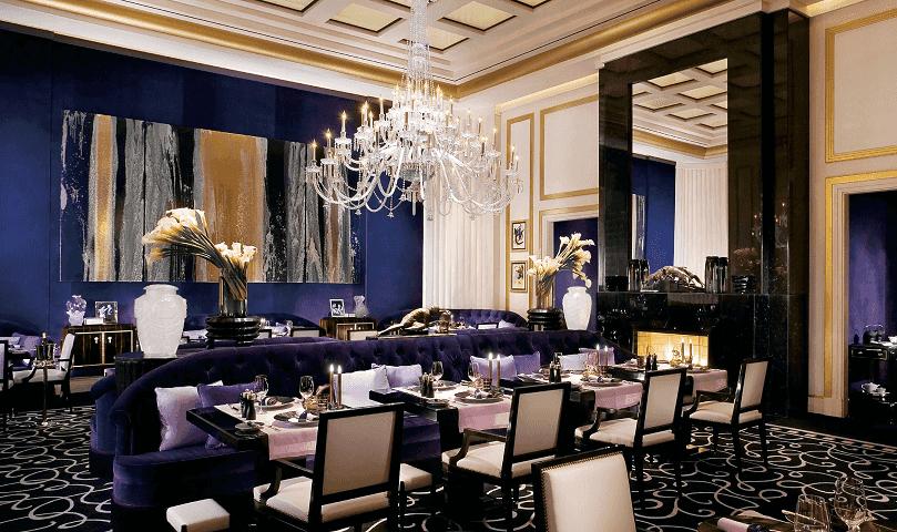Melhores restaurantes de Las Vegas: Restaurante Joël Robuchon
