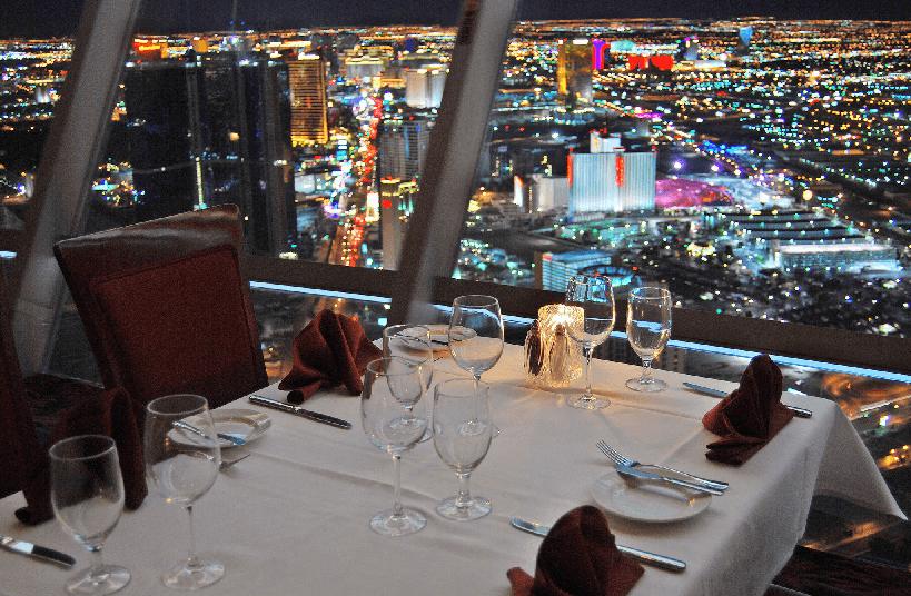 20 melhores restaurantes de Las Vegas