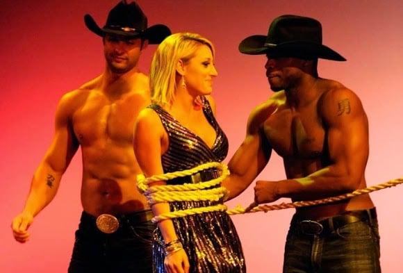 Como é o Show Chippendales em Las Vegas para mulheres