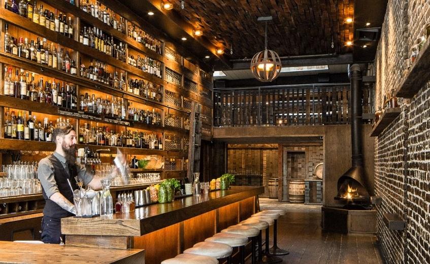 Bar Rickhouse