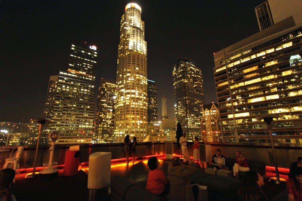 Bares em Los Angeles
