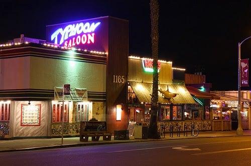 Bares em San Diego