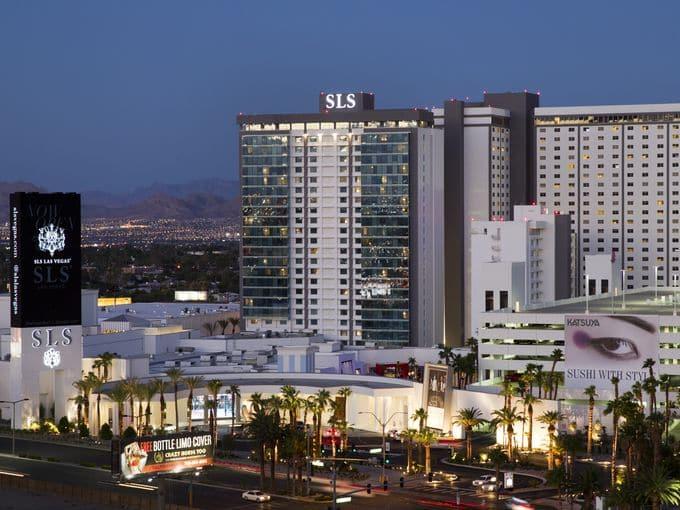 SLS Hotel e Cassino Las Vegas