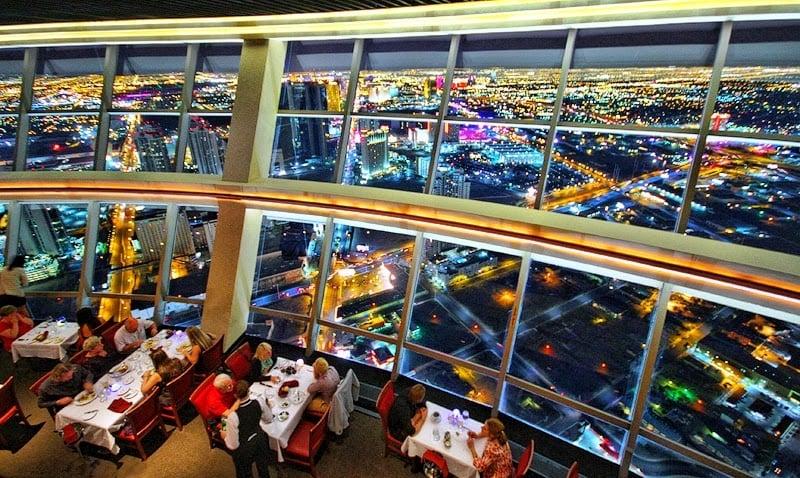 Top Of The World Restaurante Las Vegas