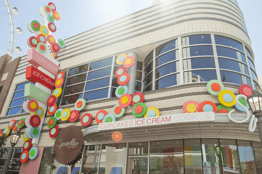 Sprinkles Cupcakes em Las Vegas