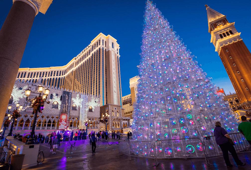 Las Vegas no Natal