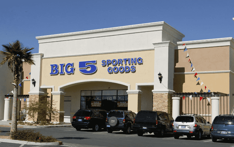 Big 5 Sporting Goods em Las Vegas