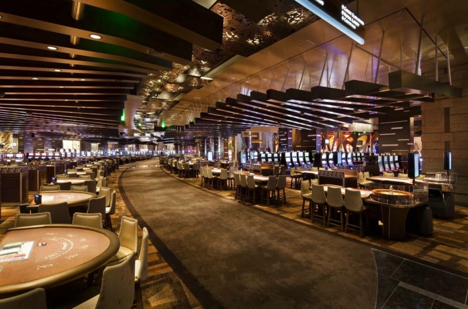 Cassino Aria em Las Vegas