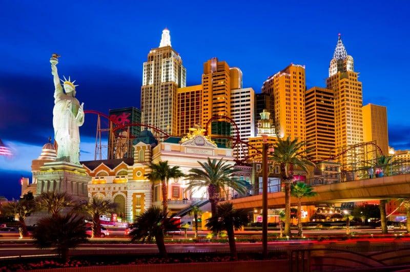 Las Vegas em Março