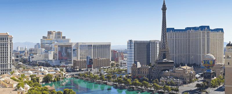 Las Vegas em Maio