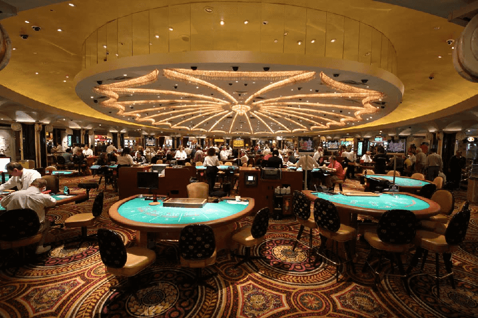 Cassino Caesars Palace em Las Vegas