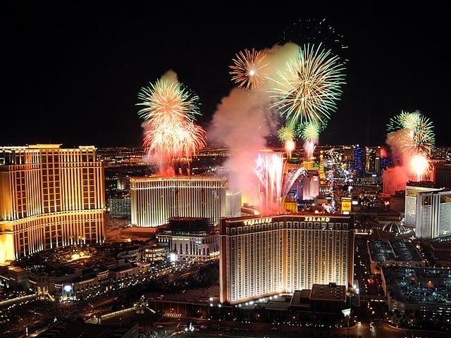Feriados de 2016 em Las Vegas