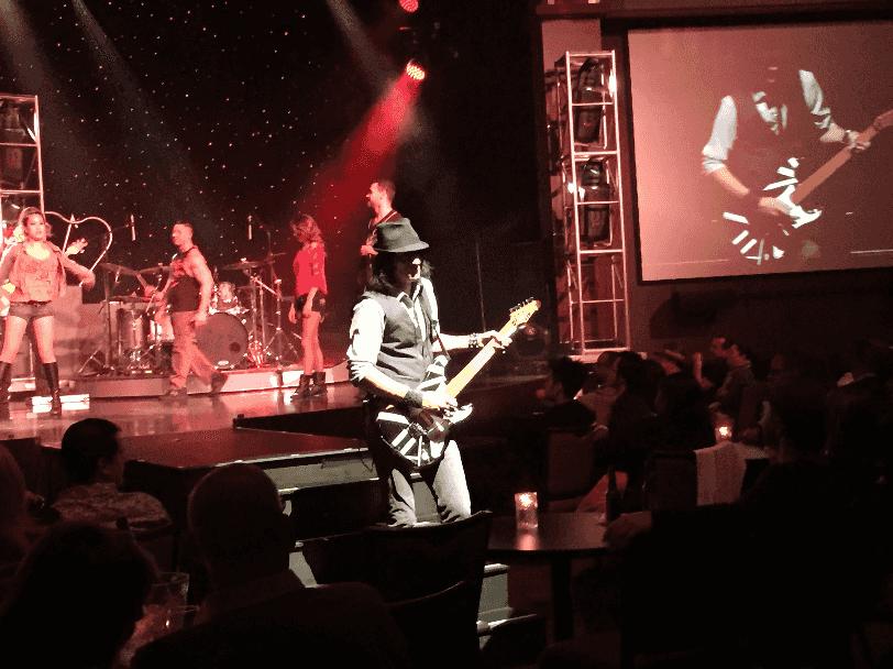 Show MJ Live em Las Vegas