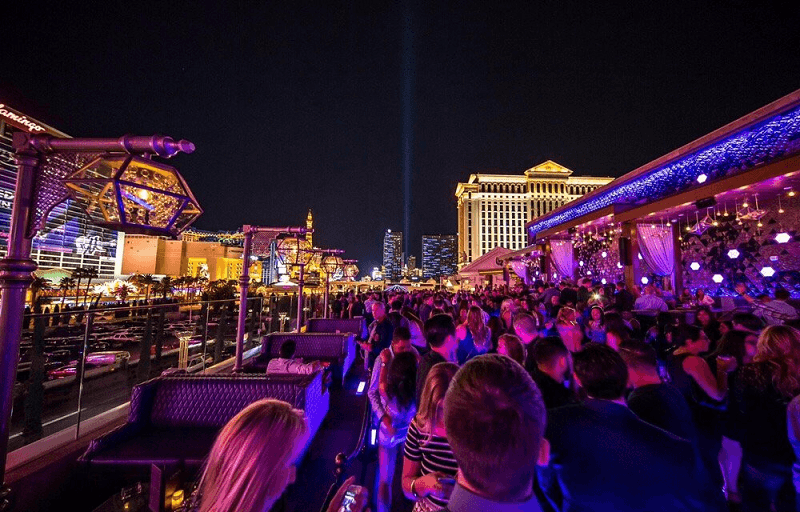 Balada Omnia em Las Vegas
