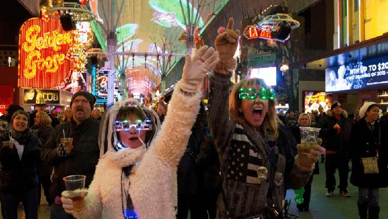 O que vestir nas baladas em Las Vegas
