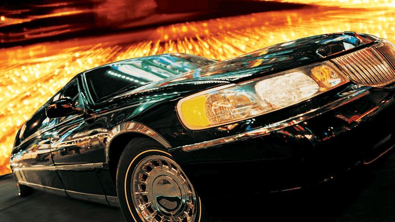 Aluguel de limousines em Las Vegas