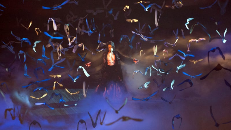 Show do Criss Angel em Las Vegas