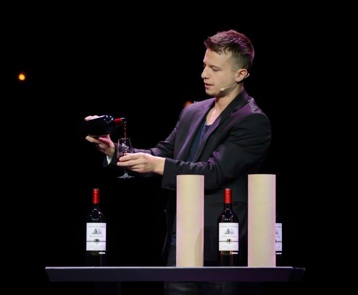 Show de mágica do Mat Franco em Las Vegas