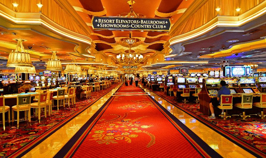 10 cassinos legais em Las Vegas