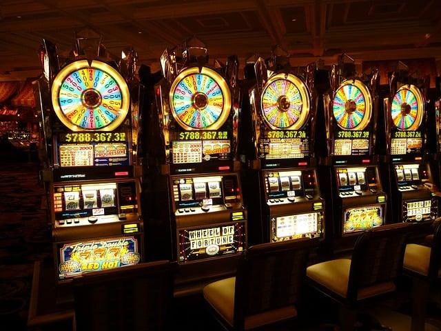 Caça-Niqueis em Las Vegas