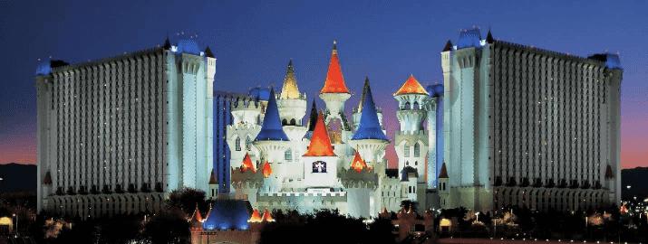 Hotel e Cassino Excalibur em Las Vegas