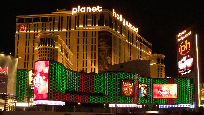 Hotel e Cassino Planet Hollywood em Las Vegas