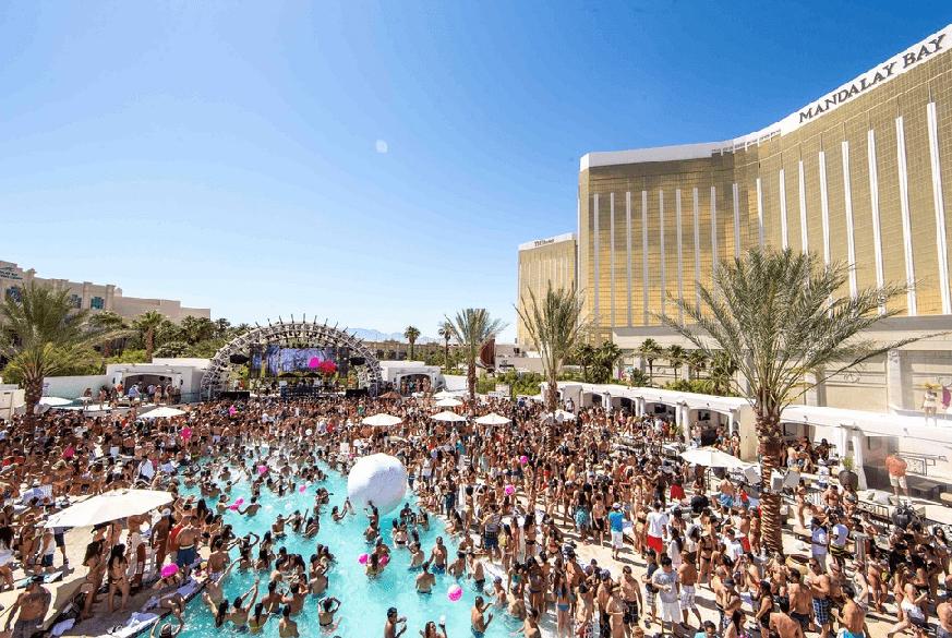 O que fazer no verão em Las Vegas