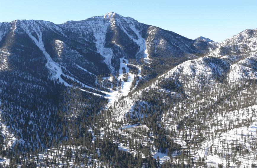 Las Vegas Ski Resort em Las Vegas