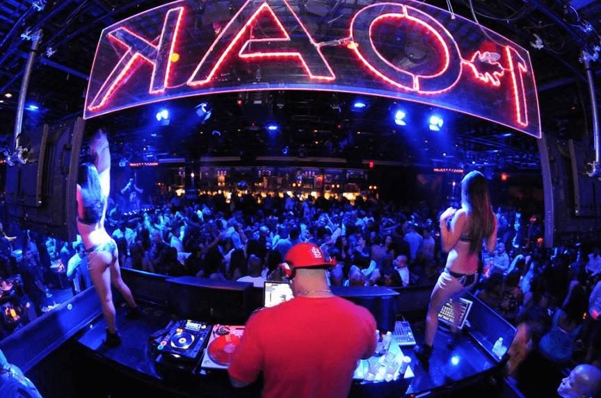 Balada 1 OAK em Las Vegas