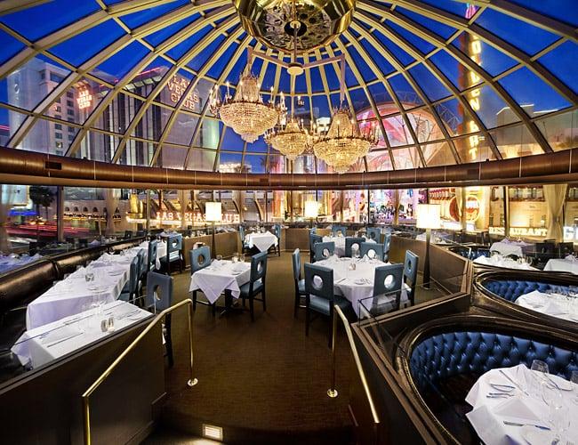 Restaurante Oscar's em Las Vegas