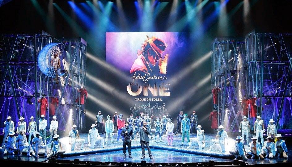 Show Michael Jackson One Las Vegas