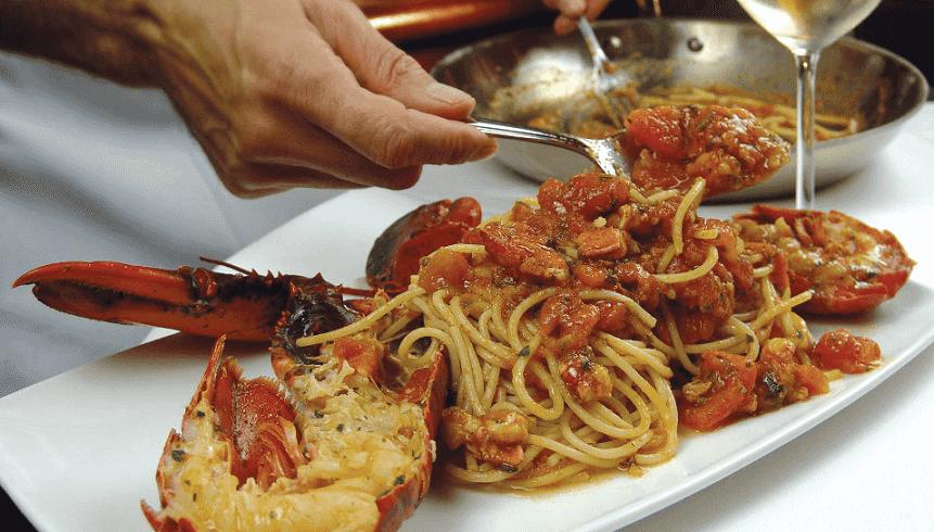 Restaurante Canaletto em Las Vegas