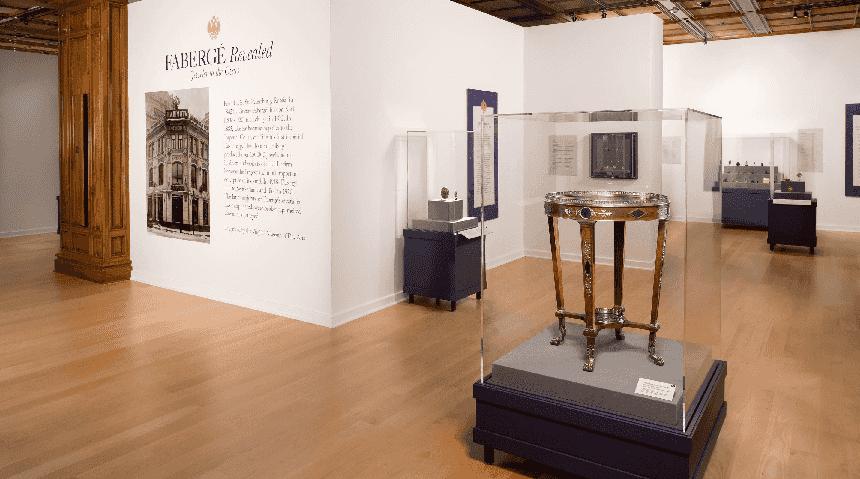Galeria de Arte do Bellagio em Las Vegas
