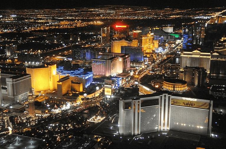Hotéis que lembram cidades na Strip em Las Vegas