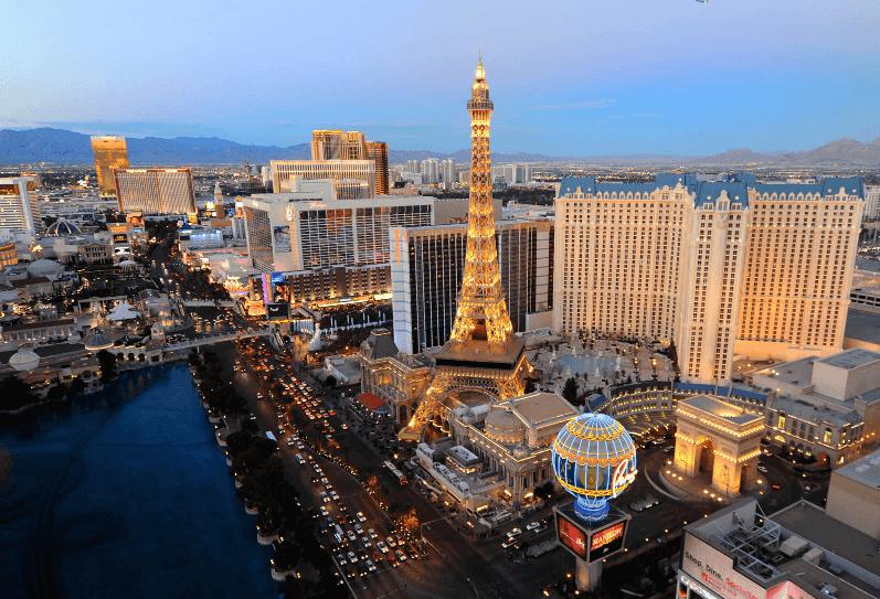 Hotel Paris em Las Vegas