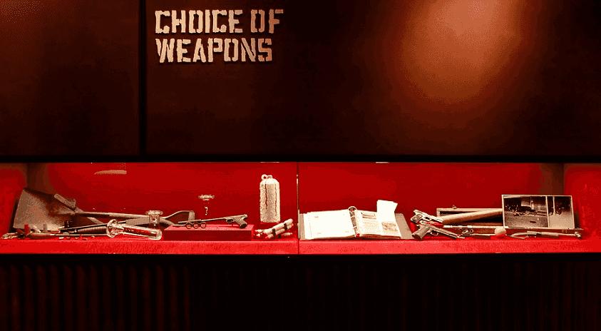 Museu do crime em Las Vegas