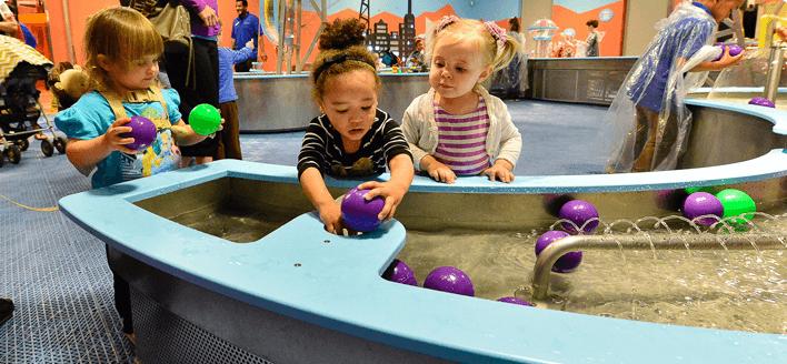 Museu das crianças em Las Vegas