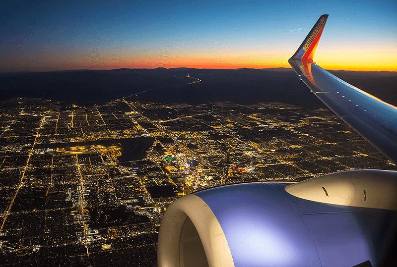 Como achar passagens aéreas incríveis para Las Vegas