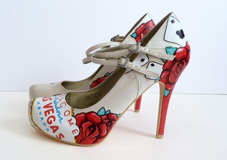 Onde comprar sapatos femininos em Las Vegas