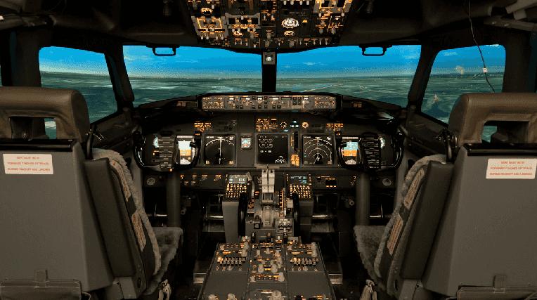 Airline Captain for a day em Las Vegas