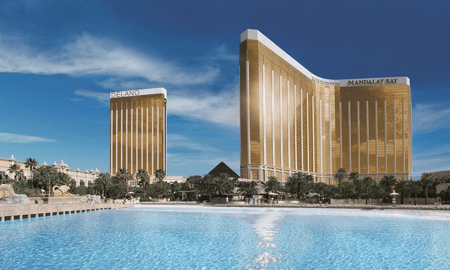 THE Hotel no Mandalay Bay em Las Vegas