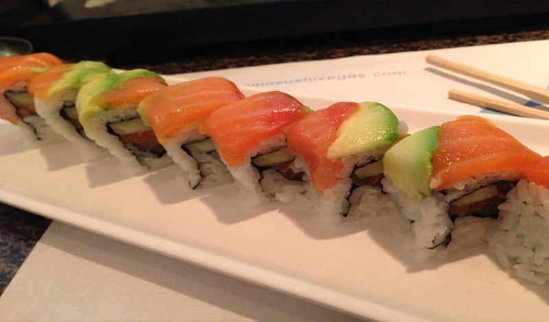 Restaurante Yama Sushi em Las Vegas