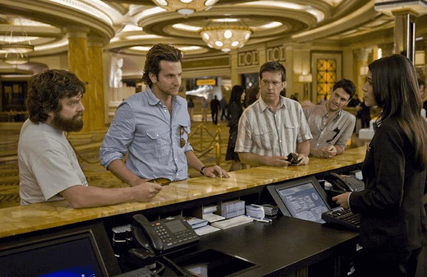 Locações de cinema em Las Vegas