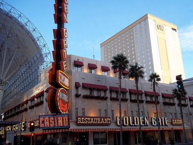 Primeiro cassino de Las Vegas