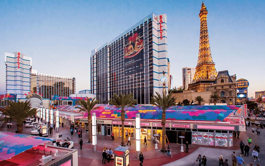 Hotel Bally's em Las Vegas