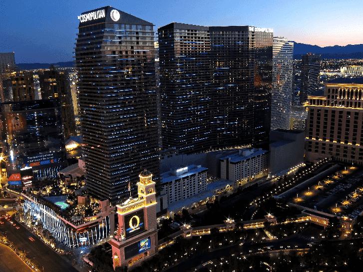 Hotel Cosmopolitan em Las Vegas